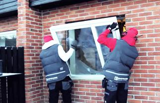 ROT-avdrag vid fönsterbyte